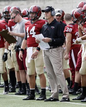 The Crimson have won 14 straight under Tim Murphy, who is aiming for his third undefeated season.