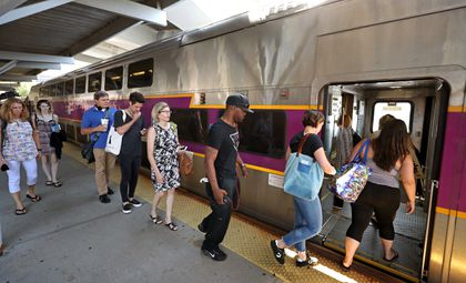 MBTA pressed for answers from council on commuter rail fares