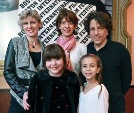From left: Aida Vidan, Mila Stojanov, Sanja Zdjelar, Mariana Kugell, and Stan Kugell.