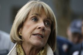 """""""I would like to clarify that I am not a candidate for the role of president of Suffolk University nor will I be,'' said Martha Coakley in a statement."""
