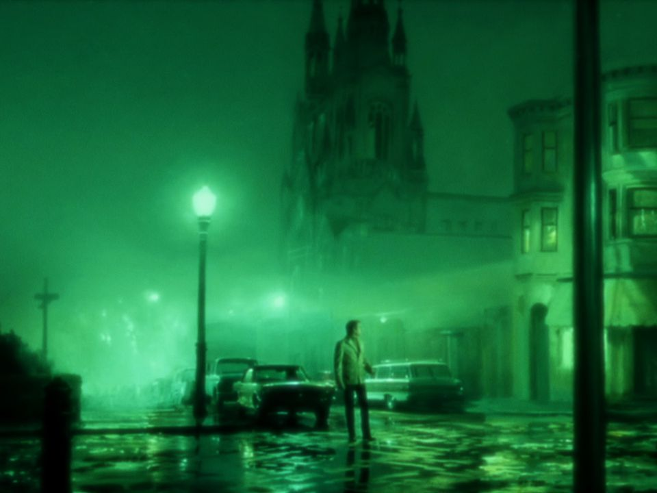 """The Green Fog"" is made up of clips from other movies."