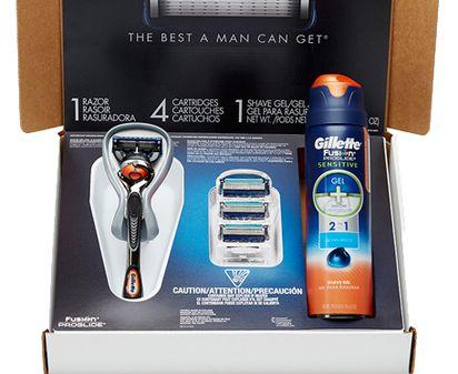 Gillette sues Dollar Shave Club for patent infringement