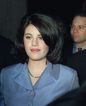 Clinton's sexual misbehavior with Monica Lewinsky is just one of the many ghosts still hovering from his presidency.