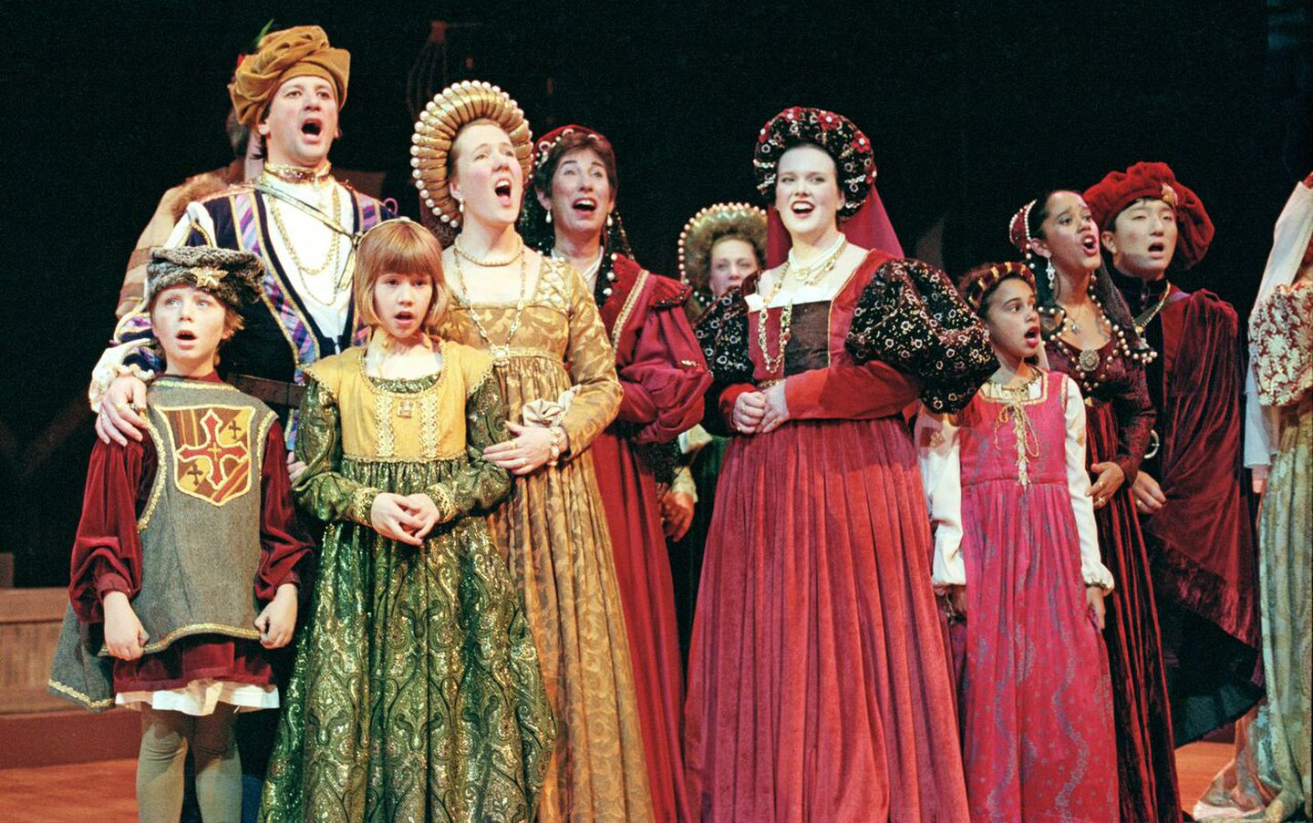 """The Christmas Revels: A Venetian Celebration of the Winter Solstice"" will be at Sanders Theatre, beginning Dec. 8."
