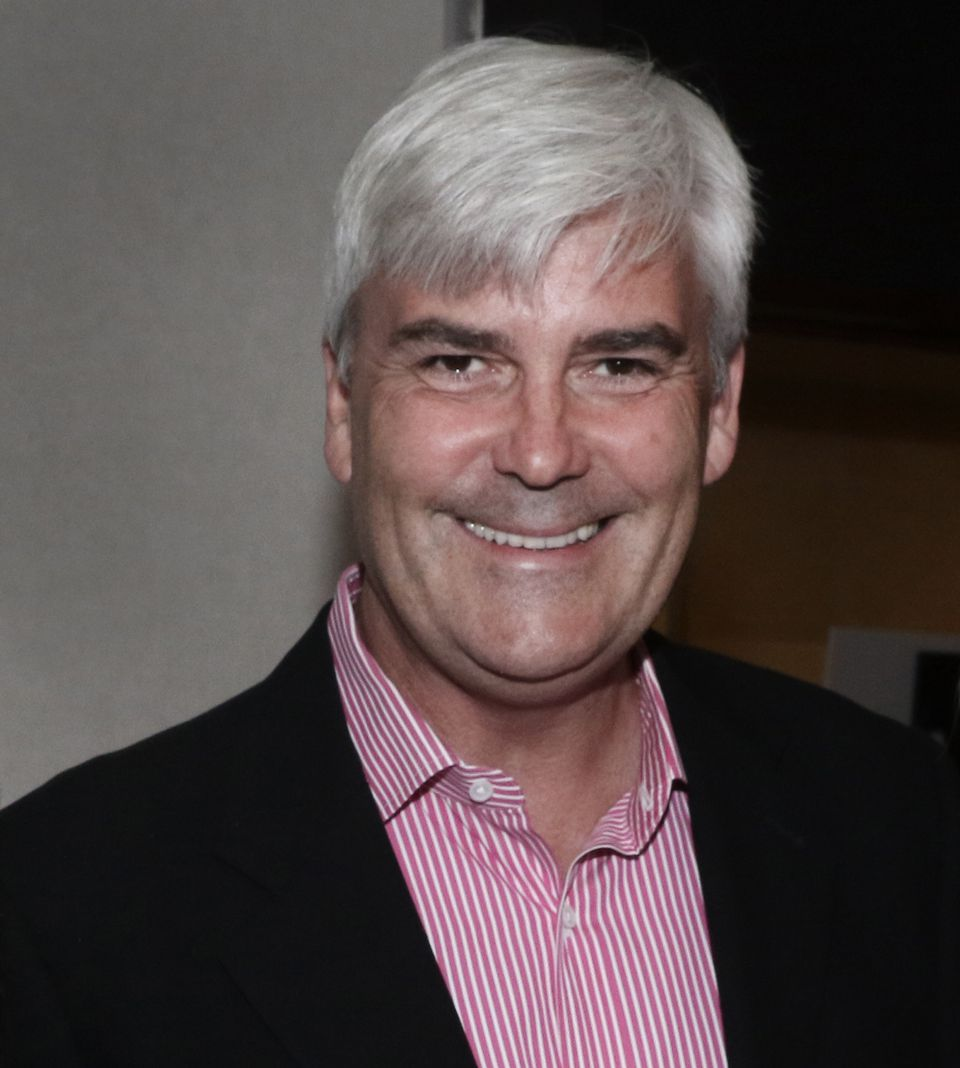 Liberty Mutual CEO David Long in 2015.