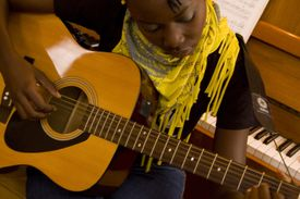 Kenyan annieSoul (Annette Oduor) will also perform.