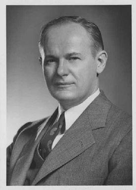 MIT professor John George Trump in June 1952.