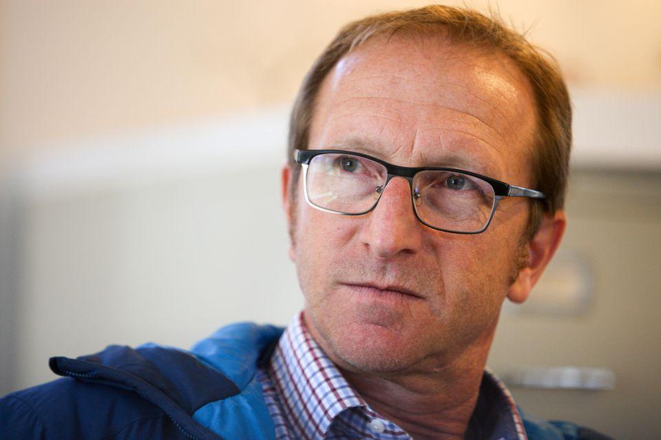 Eric Savetsky, executive director of the Land Bank.
