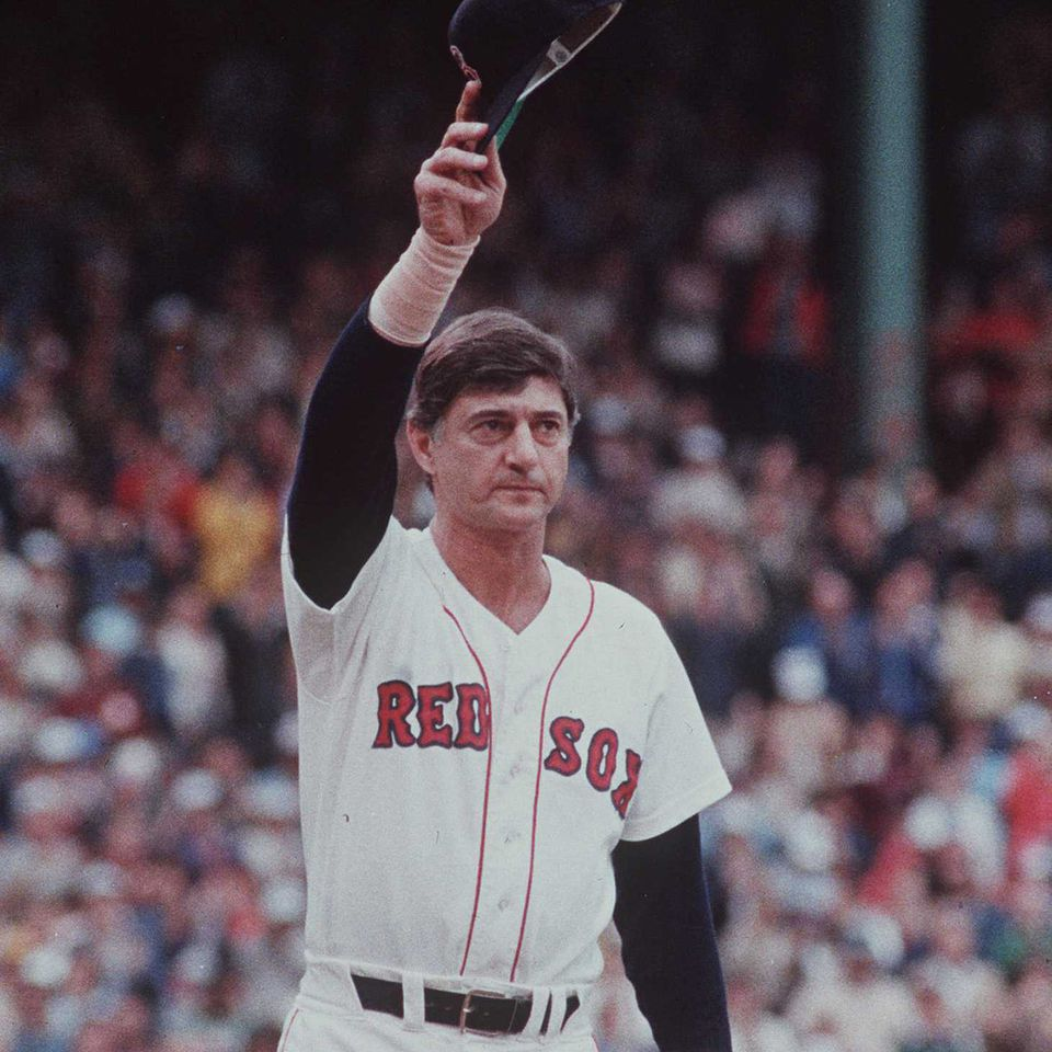 Yaz played his last game in 1983 at age 44.