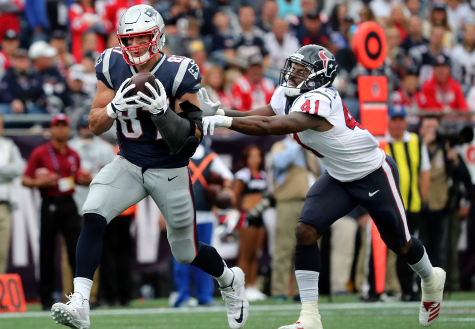 The preferred matchup for the Patriots is Houston, which means it probably will happen.
