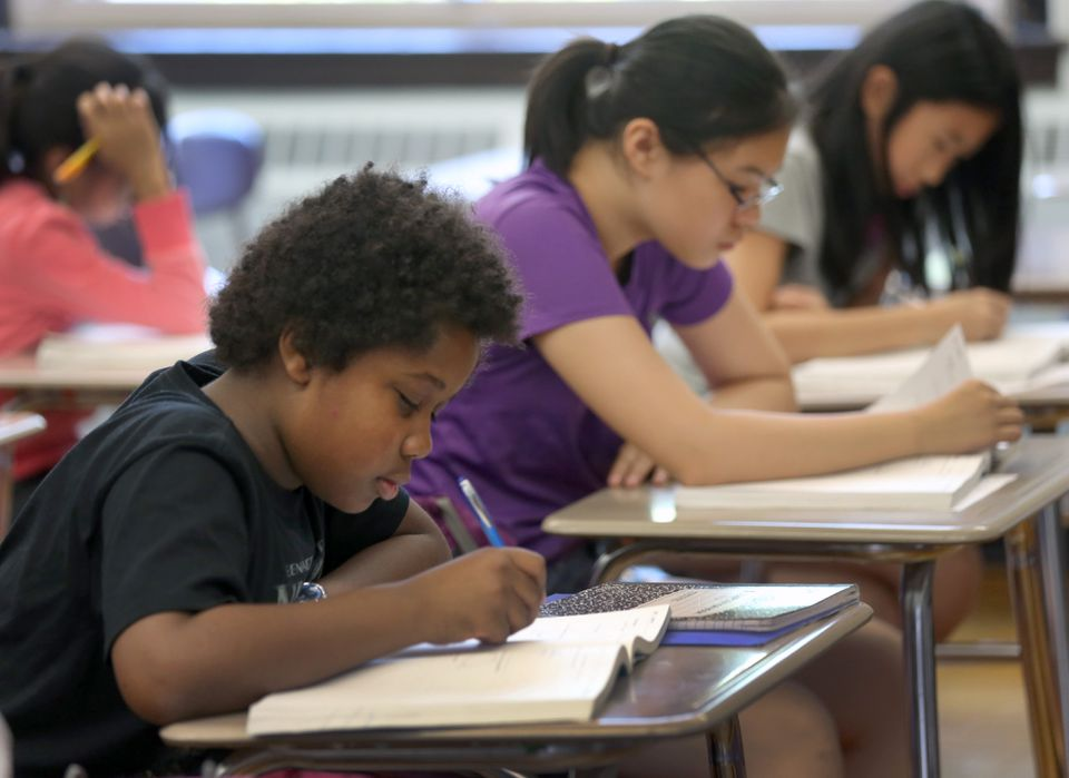 Minorities account for 37 percent of the state's public school students, but just 7 percent of its teaching staff.