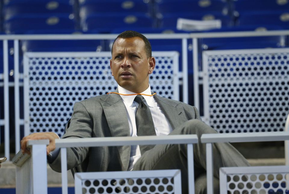 Alex Rodriguez played 22 seasons in the majors.