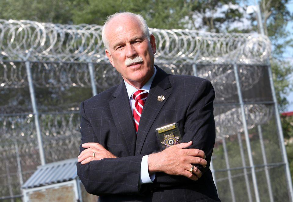 Bristol County Sheriff Thomas M. Hodgson.