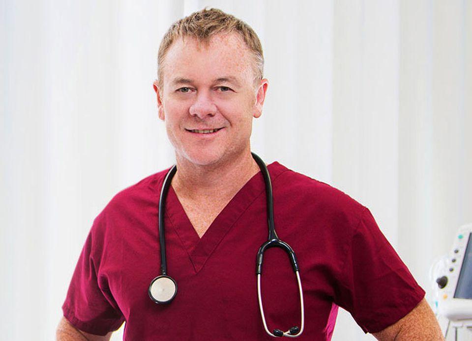 Dr. Richard Field.
