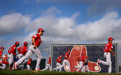 Red Sox Home Schedule 2020 Red Sox release 2020 spring training schedule   The Boston Globe