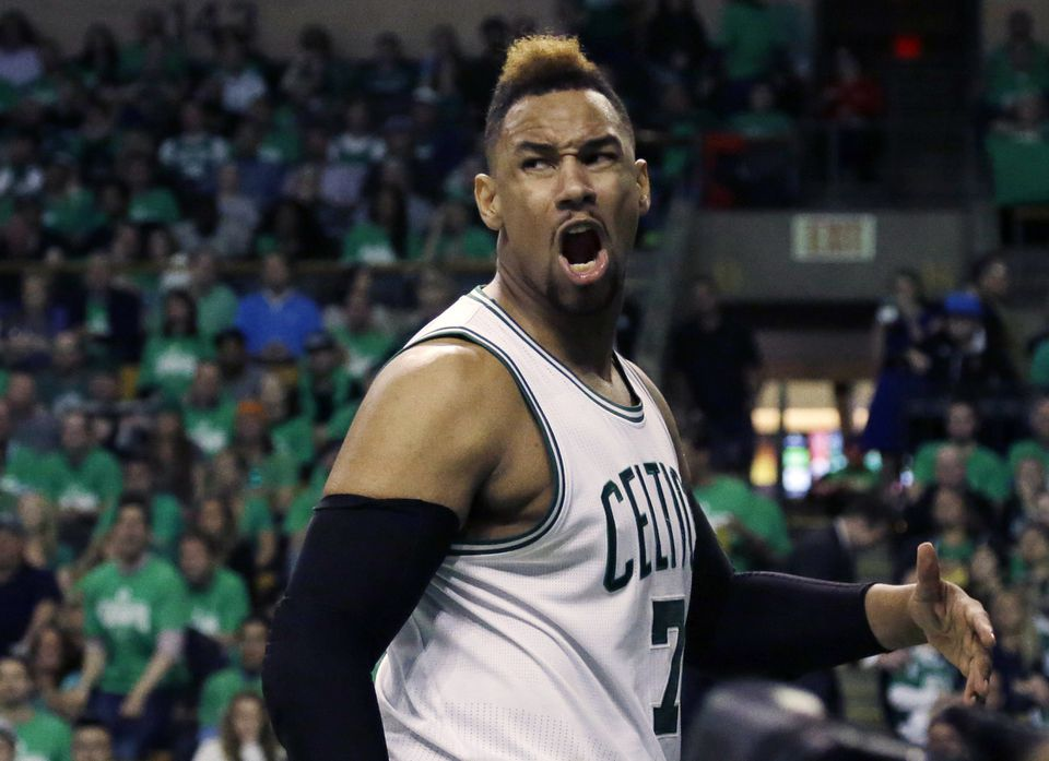 Conditioning was a big problem for Jared Sullinger in his four-year stint with the Celtics.