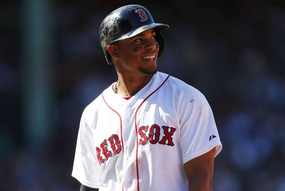 Shorstop Xander Bogaerts, 23, is the youngest Red Sox to win the Silver Slugger award.