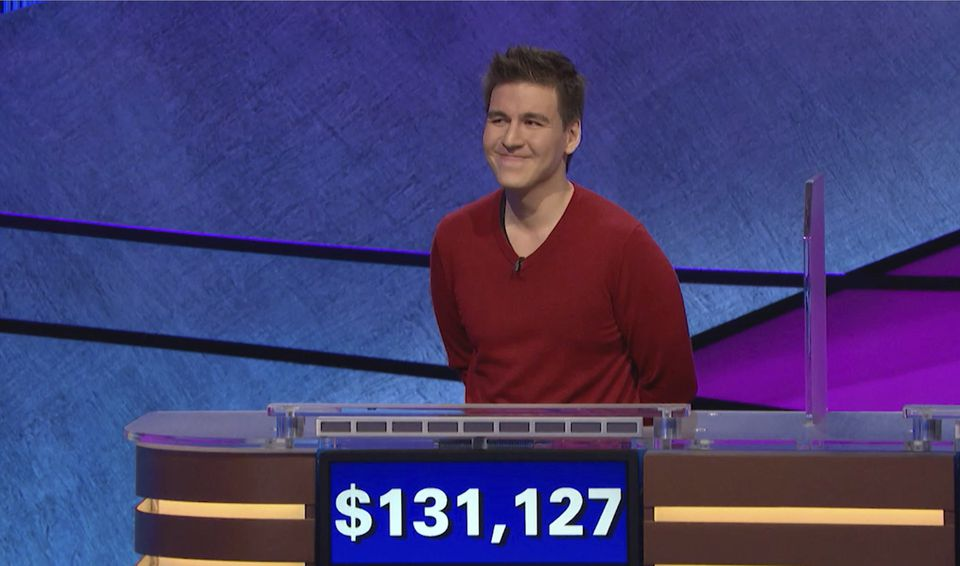 """James Holzhauer on """"Jeopardy!"""""""