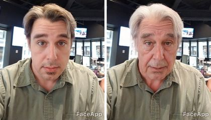 What is FaceApp, the program everyone is using to find out what they