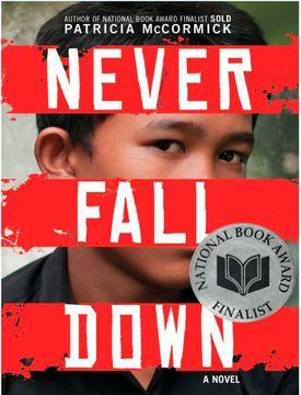 """""""Never Fall Down"""" is a biography of Chorn-Pond and his escape from Cambodia's Killing Fields."""