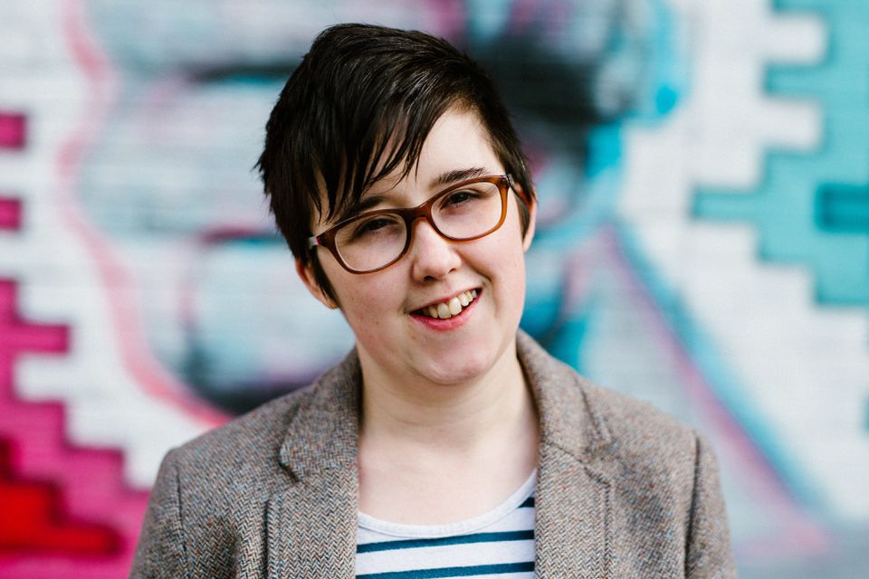 Journalist Lyra McKee was killed while covering a riot in Derry.