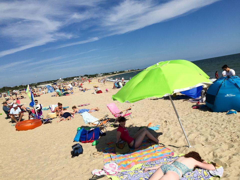 Craigville Beach in Centerville.