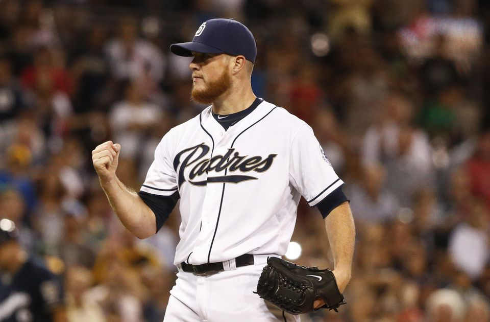 8f9b6dc5e Craig Kimbrel converted 39 of 43 save chances for San Diego in 2015. He led
