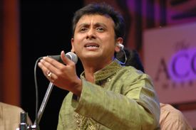 Vocalist Unni Krishnan is part of the LearnQuest Academy's music festival.
