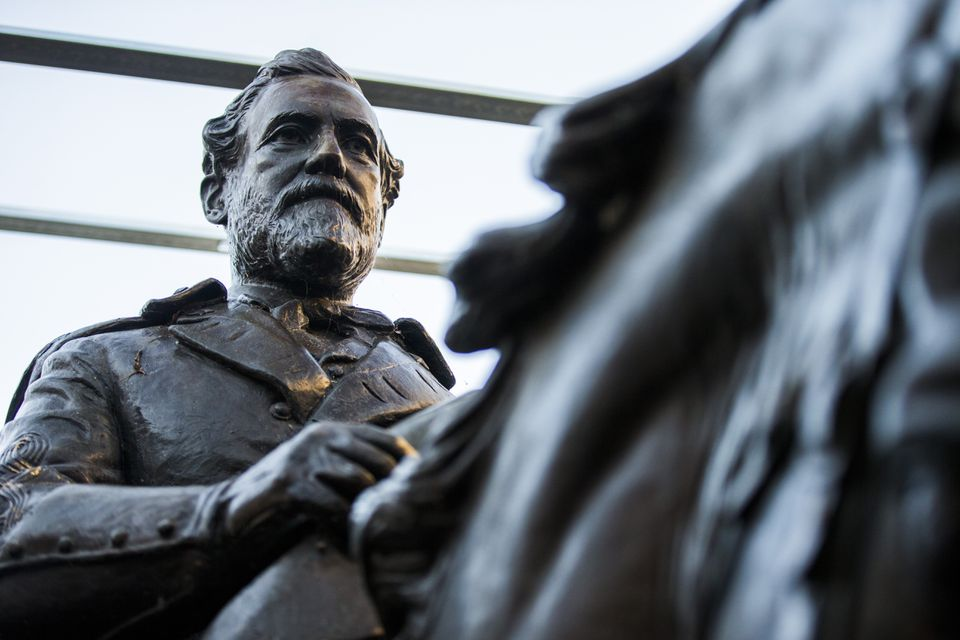 "Robert E. Lee spent the better part of four years ""levying war against"" the United States and ""adhering to their enemies."" He was an American traitor, not an American hero."