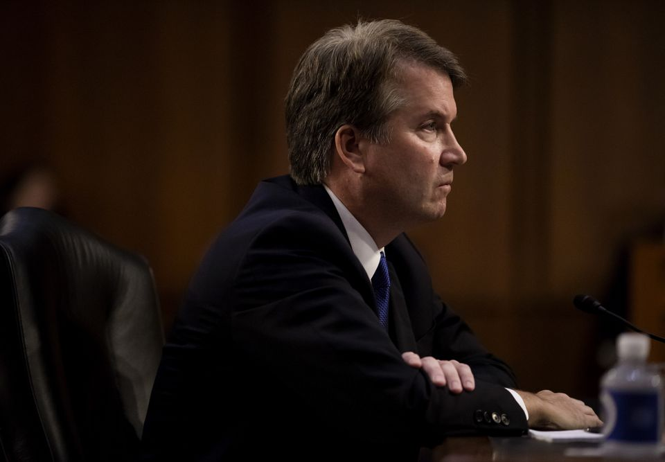 Brett Kavanaugh faces a committee vote on his nomination Thursday.