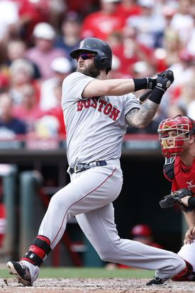 Mike Napoli has battled a variety of injuries, but when healthy he has produced, with 40 homers the last 2 years.