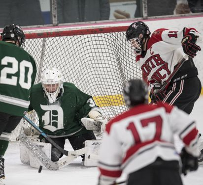 Emass Boys Hockey Quincy S Griffin Lynch Headlines Players Of The