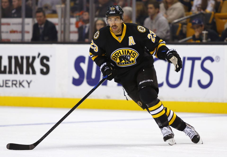 Chris Kelly is one of the elder statesmen of the Bruins now.