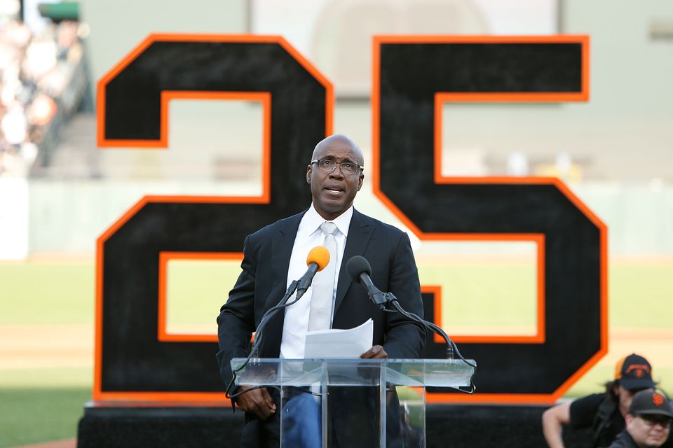 In 2018, Barry Bonds received 56.4 percent of the necessary 75 percent needed to be inducted into the Baseball Hall of Fame.