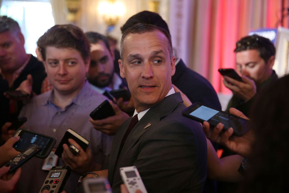 Corey Lewandowski, Donald Trump's campaign manager, has been charged with allegedly assaulting a reporter at a campaign event earlier this month in Florida.