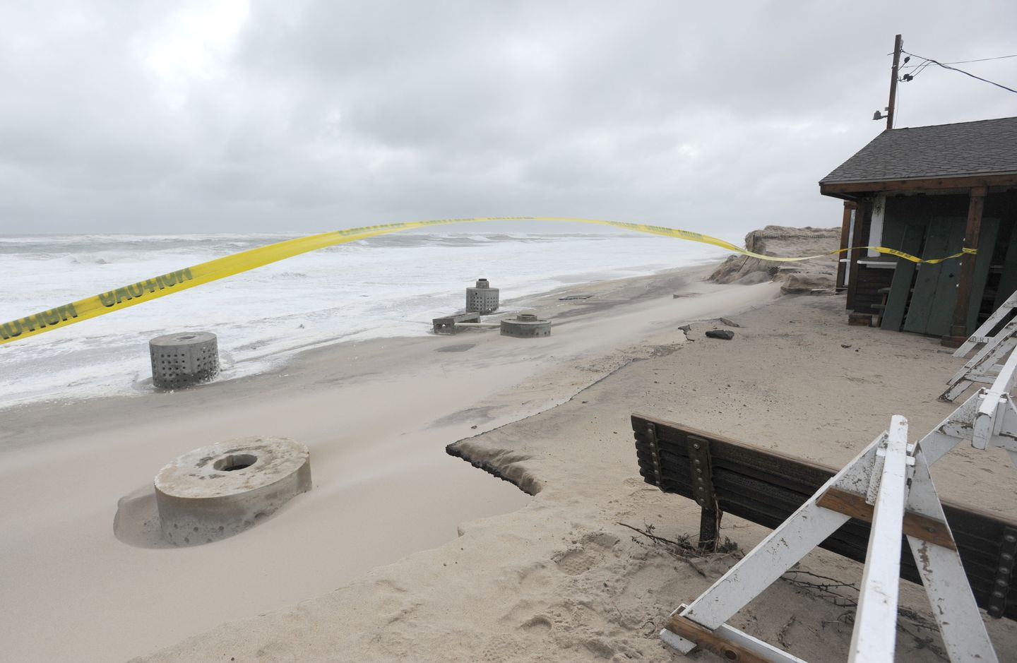 Nauset restaurant owner says his shack is about to fall into