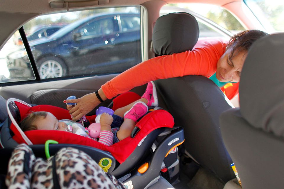 It's still not unusual to find potentially toxic flame retardant chemicals in children's products, especially car seats.