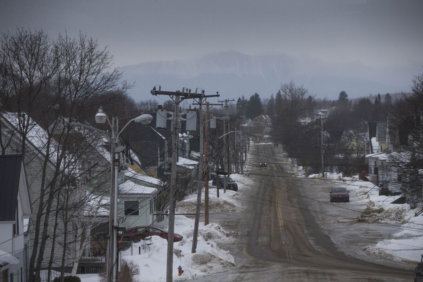 In Maine, a town on the brink of extinction plots a comeback