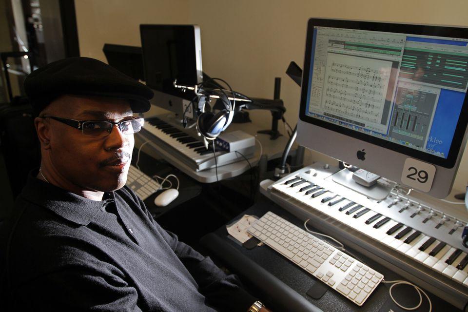 Greg Osby at Berklee College of Music in 2010.