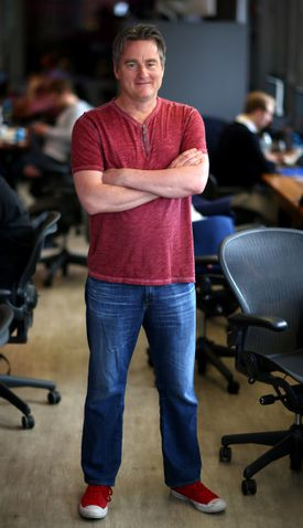 Paul English, cofounder of Kayak.com, is back with two new ventures.