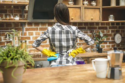 Marie Kondo Your Cabinets How To Deep Clean And Organize Your