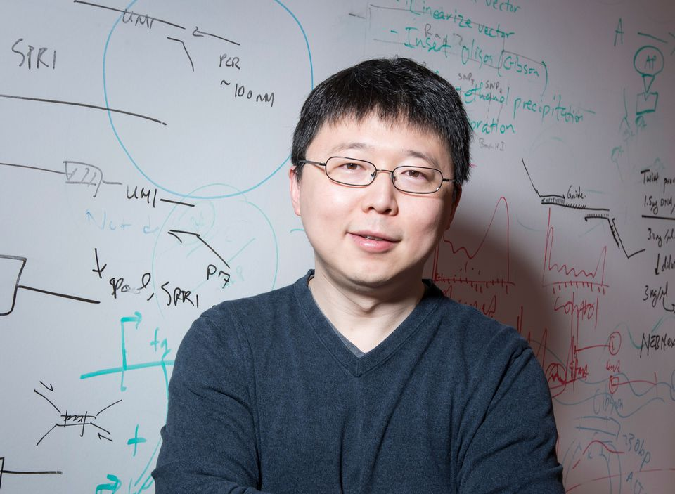 "Feng Zhang,  one of the inventors of CRISPR, said the risks of editing the DNA of embryos ""seem to outweigh the potential benefits."""