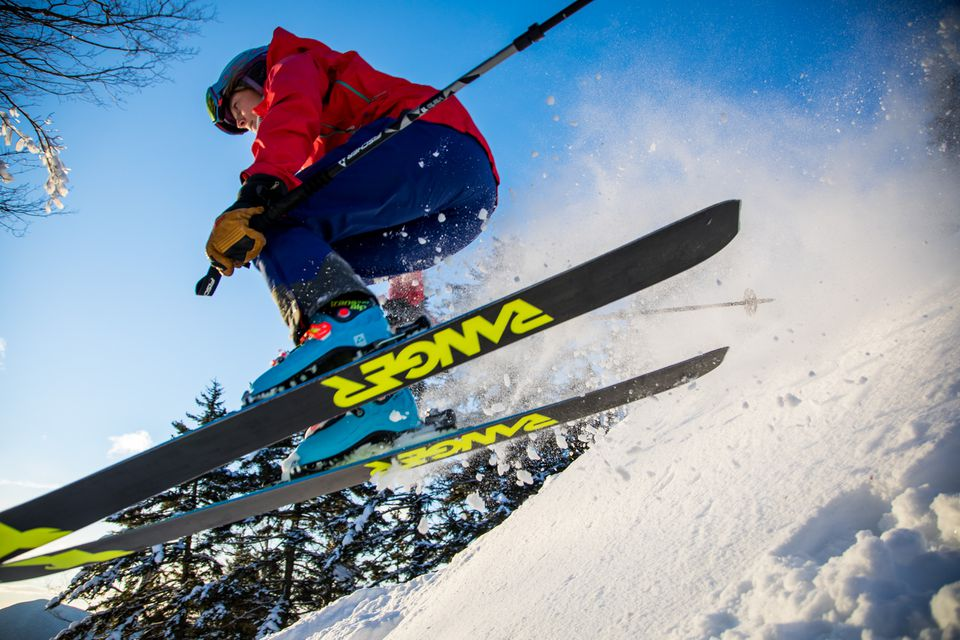 Black Mountain has 40 trails and seven lifts.