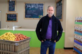 Doug Rauch brought The Daily Table, a non-profit grocery store, to Dorchester.
