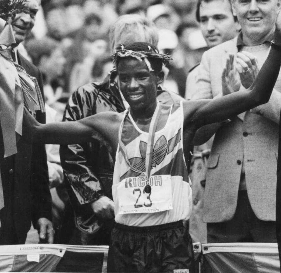 Ibrahim Hussein, the 1998 winner, now heads an international training center in Nairobi.