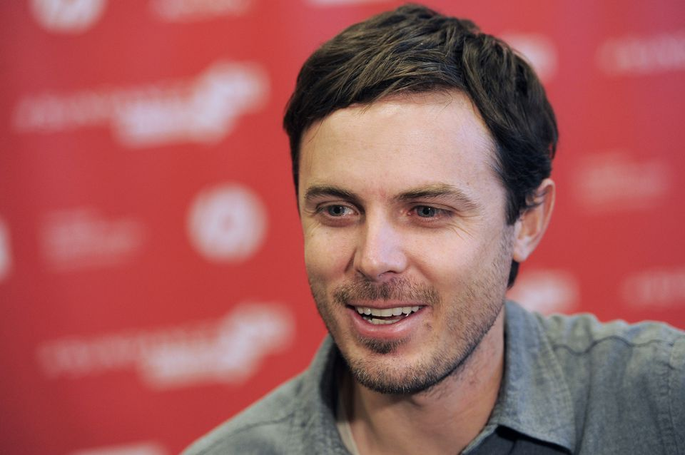 Casey Affleck at the 2013 Sundance Film Festival.