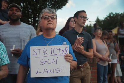 After mass shootings, guns are still the problem - The Boston Globe