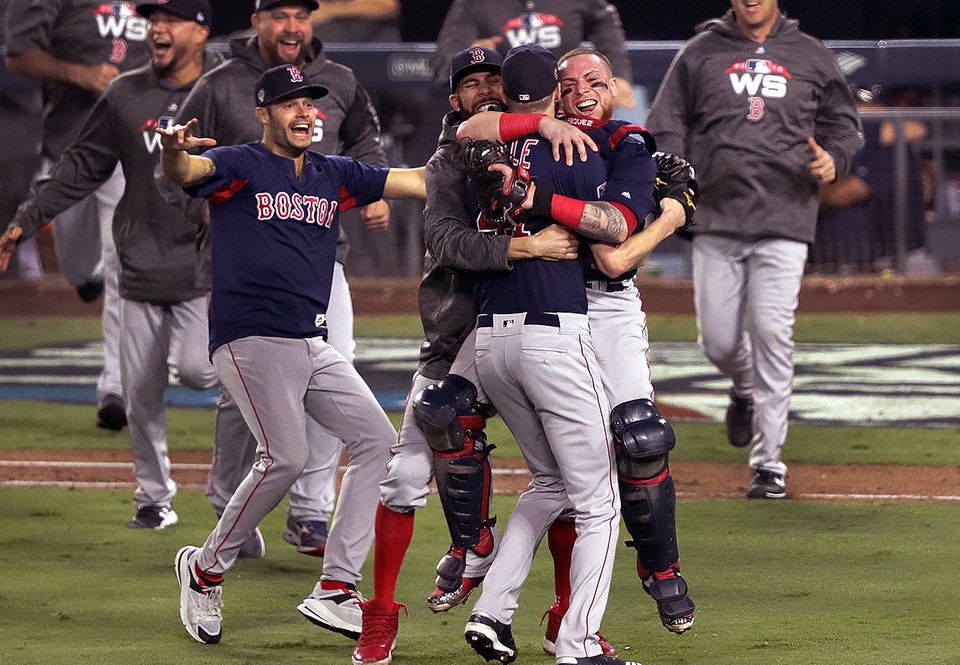 6b3357feb Reflections on one year of covering the Boston sports scene - The ...