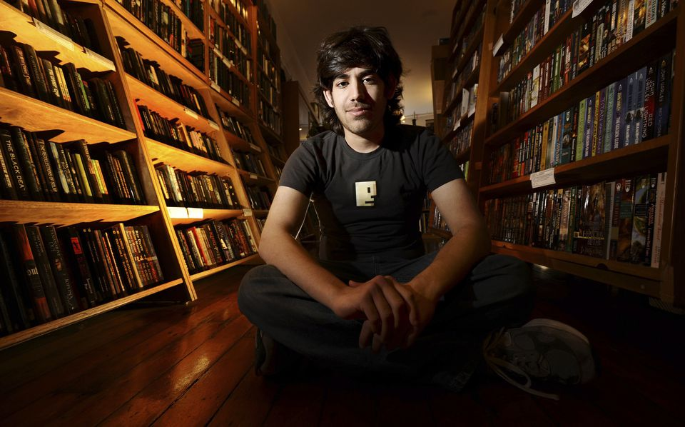 Internet activist Aaron Swartz was charged with hacking.