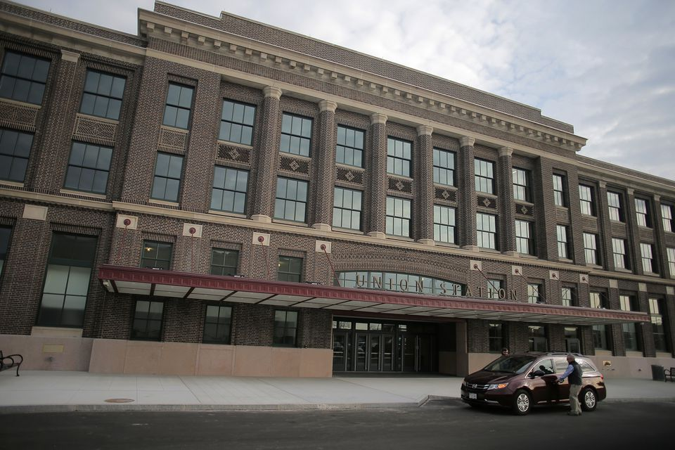 Rail service from Springfield to Boston would originate at Springfield's long-dormant Union Station, which reopened last year.